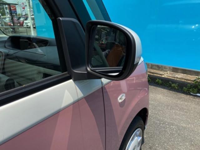 Xメイクアップリミテッド SAIII 届出済み未使用車 アイドリングストップ プッシュスタート オートエアコン キーフリー ABS 両側パワースライドドア(9枚目)