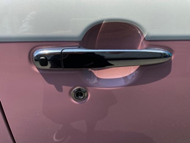 Xメイクアップリミテッド SAIII 届出済み未使用車 アイドリングストップ プッシュスタート オートエアコン キーフリー ABS 両側パワースライドドア(13枚目)