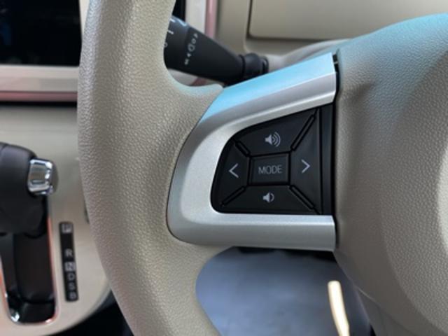Xメイクアップリミテッド SAIII 届出済み未使用車 アイドリングストップ プッシュスタート オートエアコン キーフリー ABS 両側パワースライドドア(22枚目)