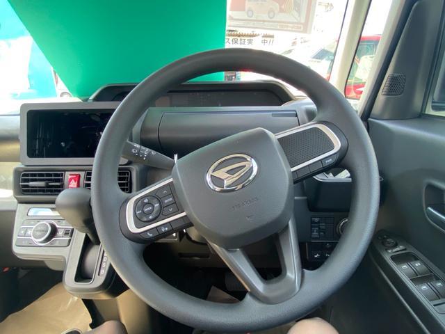 X 届出済み未使用車 7km 衝突軽減ブレーキ アイドリングストップ スマートキー パワステ LEDヘッドライト(22枚目)