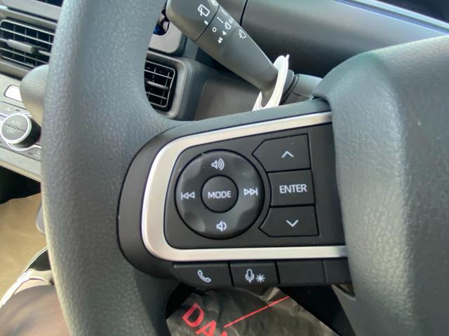 X 届出済み未使用車 7km 衝突軽減ブレーキ アイドリングストップ スマートキー パワステ LEDヘッドライト(23枚目)