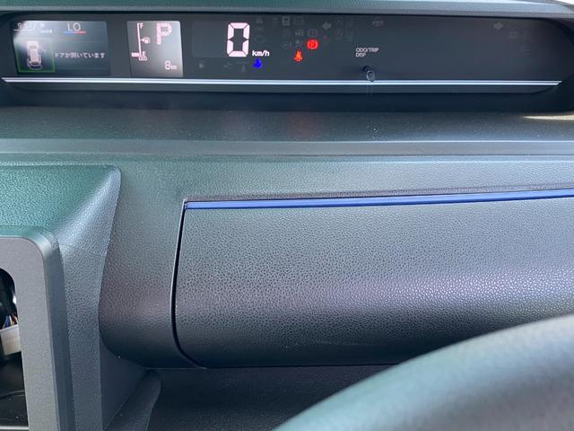X 届出済み未使用車 7km 衝突軽減ブレーキ アイドリングストップ スマートキー パワステ LEDヘッドライト(24枚目)