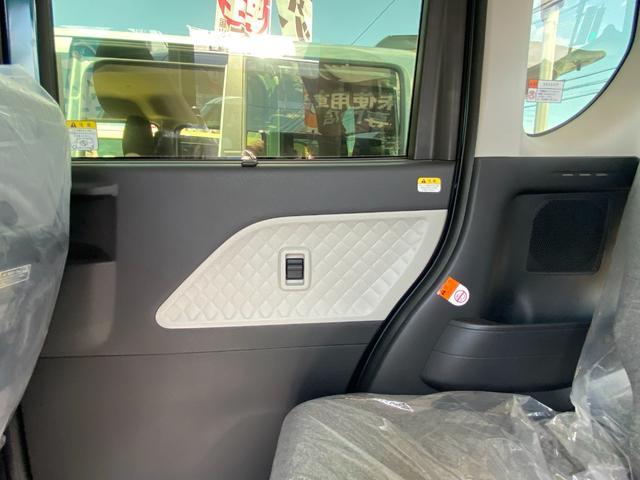 X 届出済み未使用車 7km 衝突軽減ブレーキ アイドリングストップ スマートキー パワステ LEDヘッドライト(33枚目)