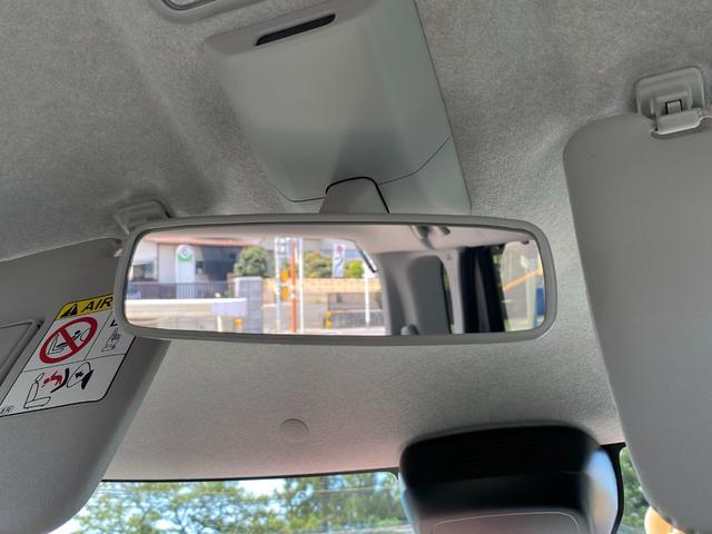 X 届出済み未使用車 7km 衝突軽減ブレーキ アイドリングストップ スマートキー パワステ LEDヘッドライト(36枚目)