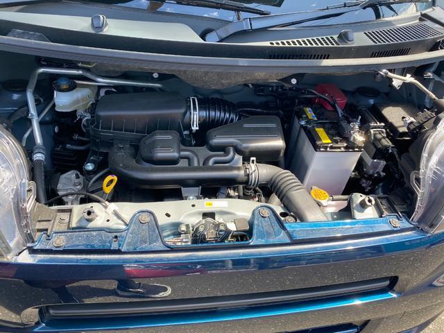 X 届出済み未使用車 7km 衝突軽減ブレーキ アイドリングストップ スマートキー パワステ LEDヘッドライト(54枚目)