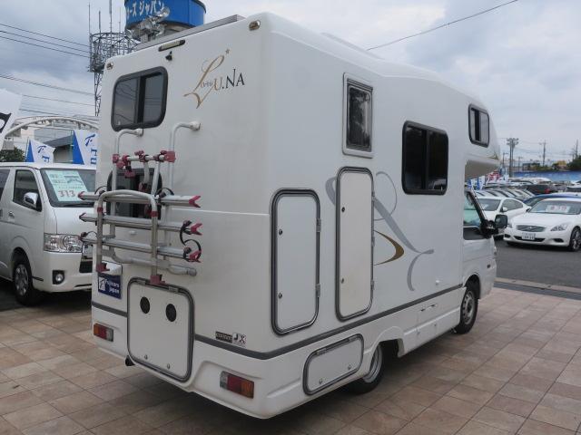 日産 バネットトラック キャンピングワークス オルビス ルナA キャンピング