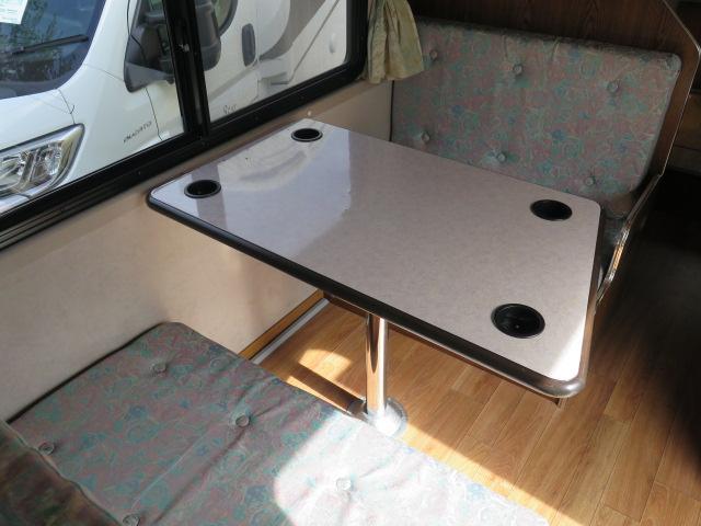 トヨタ コースター キャンピング YMC ルノーブル 発電機2基 家庭用エアコン