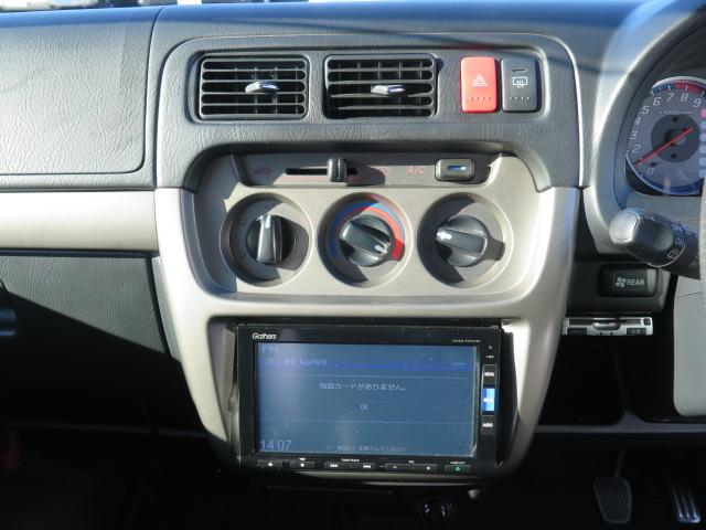 G 4WD リノタクミ GT サブバッテリー  シンク(14枚目)