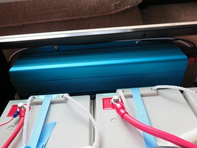 キャンピングカー RVランド製 ランドホーム 4000ccディーゼルターボ適合車 ロング ワンオーナー車 シンク 冷蔵庫 トイレ 温水ボイラーシャワー FFヒーター テレビ 電子レンジ 家庭用エアコン(73枚目)