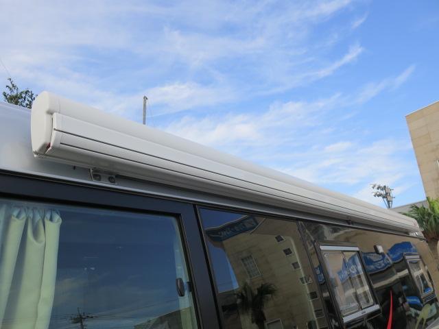 キャンピングカー RVランド製 ランドホーム 4000ccディーゼルターボ適合車 ロング ワンオーナー車 シンク 冷蔵庫 トイレ 温水ボイラーシャワー FFヒーター テレビ 電子レンジ 家庭用エアコン(76枚目)