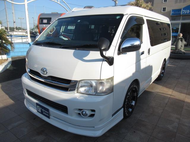 「トヨタ」「ハイエース」「ミニバン・ワンボックス」「千葉県」の中古車21