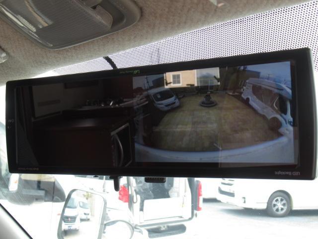 キャンピングカー キャブコン ファンルーチェ セレンゲティ サブバッテリー 1500Wインバーター 電子レンジ FFヒーター 65L冷蔵庫 走行充電 外部充電 外部電源 メモリーナビ バックカメラ(24枚目)