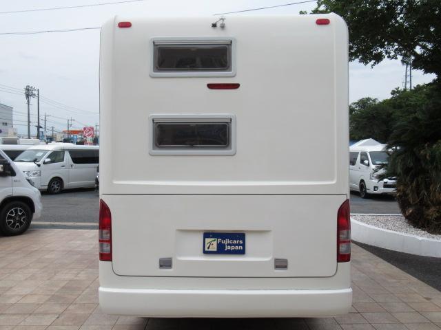 キャンピングカー キャブコン ファンルーチェ セレンゲティ サブバッテリー 1500Wインバーター 電子レンジ FFヒーター 65L冷蔵庫 走行充電 外部充電 外部電源 メモリーナビ バックカメラ(54枚目)