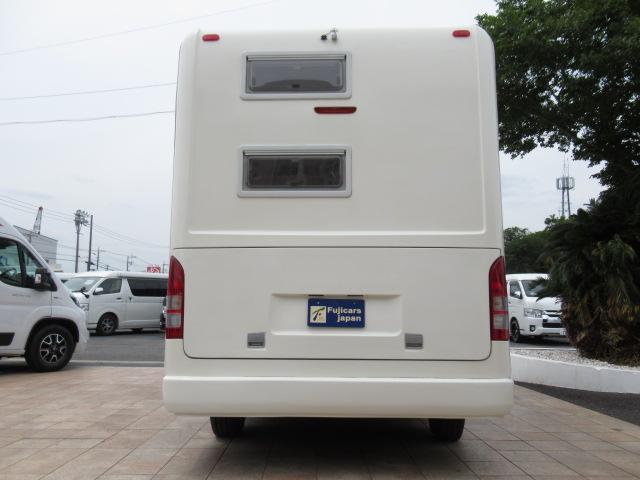 キャンピングカー キャブコン ファンルーチェ セレンゲティ サブバッテリー 1500Wインバーター 電子レンジ FFヒーター 65L冷蔵庫 走行充電 外部充電 外部電源 メモリーナビ バックカメラ(55枚目)