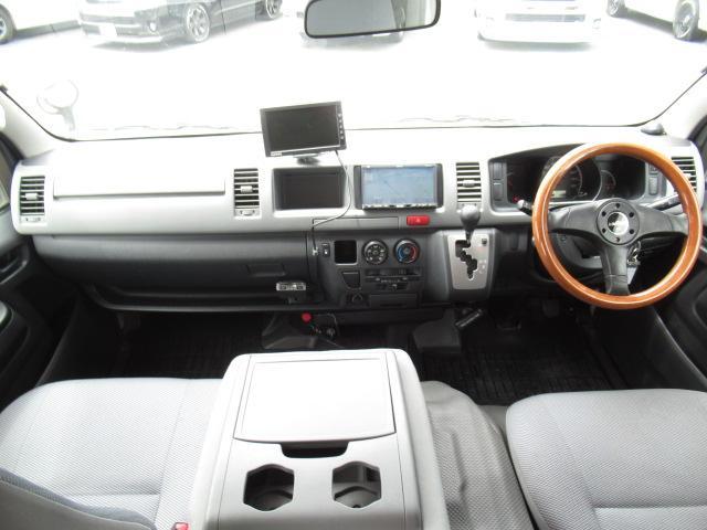 デルタリンク デルタワゴン 2WD 2700cc キャンピングカー バンコン 8人乗車 3人就寝 FFヒーター 冷蔵庫 シングルサブバッテリー 給排水10Lタンク 外部電源 バックカメラ ETC(3枚目)