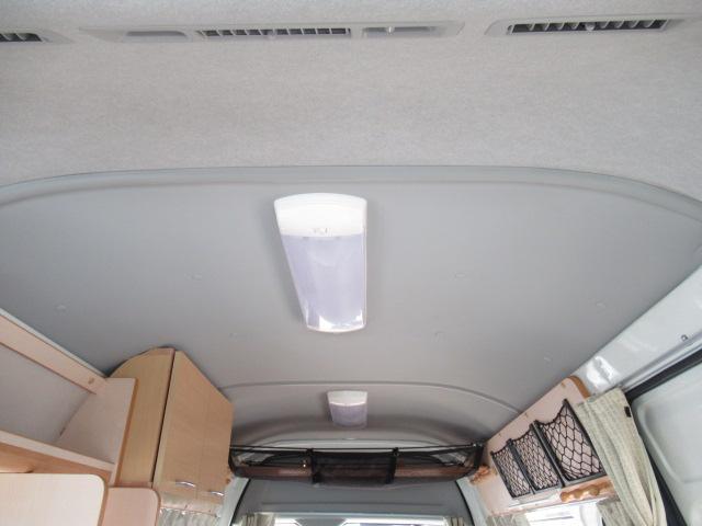 デルタリンク デルタワゴン 2WD 2700cc キャンピングカー バンコン 8人乗車 3人就寝 FFヒーター 冷蔵庫 シングルサブバッテリー 給排水10Lタンク 外部電源 バックカメラ ETC(11枚目)
