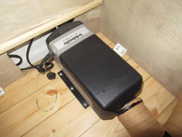 デルタリンク デルタワゴン 2WD 2700cc キャンピングカー バンコン 8人乗車 3人就寝 FFヒーター 冷蔵庫 シングルサブバッテリー 給排水10Lタンク 外部電源 バックカメラ ETC(17枚目)