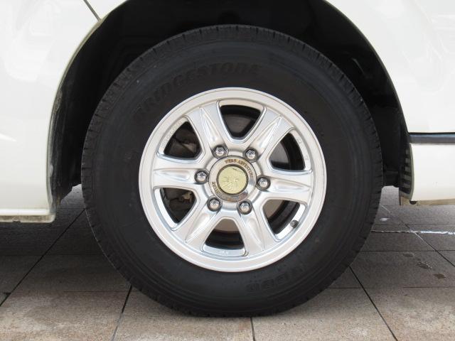 デルタリンク デルタワゴン 2WD 2700cc キャンピングカー バンコン 8人乗車 3人就寝 FFヒーター 冷蔵庫 シングルサブバッテリー 給排水10Lタンク 外部電源 バックカメラ ETC(35枚目)