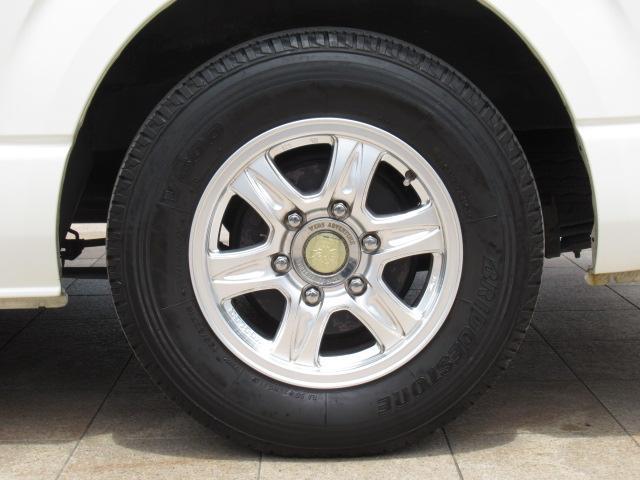 デルタリンク デルタワゴン 2WD 2700cc キャンピングカー バンコン 8人乗車 3人就寝 FFヒーター 冷蔵庫 シングルサブバッテリー 給排水10Lタンク 外部電源 バックカメラ ETC(36枚目)