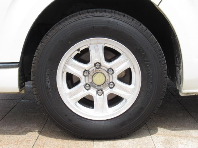 デルタリンク デルタワゴン 2WD 2700cc キャンピングカー バンコン 8人乗車 3人就寝 FFヒーター 冷蔵庫 シングルサブバッテリー 給排水10Lタンク 外部電源 バックカメラ ETC(38枚目)