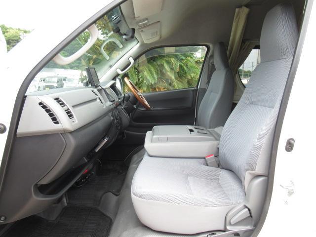 デルタリンク デルタワゴン 2WD 2700cc キャンピングカー バンコン 8人乗車 3人就寝 FFヒーター 冷蔵庫 シングルサブバッテリー 給排水10Lタンク 外部電源 バックカメラ ETC(49枚目)