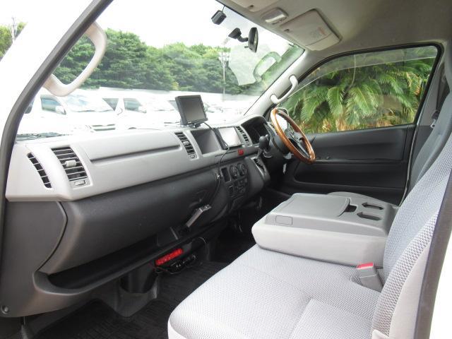 デルタリンク デルタワゴン 2WD 2700cc キャンピングカー バンコン 8人乗車 3人就寝 FFヒーター 冷蔵庫 シングルサブバッテリー 給排水10Lタンク 外部電源 バックカメラ ETC(50枚目)
