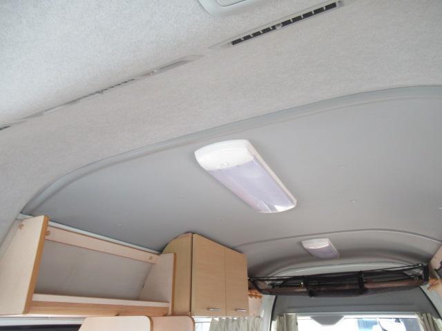 デルタリンク デルタワゴン 2WD 2700cc キャンピングカー バンコン 8人乗車 3人就寝 FFヒーター 冷蔵庫 シングルサブバッテリー 給排水10Lタンク 外部電源 バックカメラ ETC(55枚目)