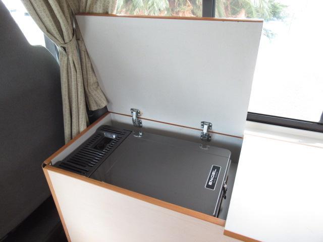 デルタリンク デルタワゴン 2WD 2700cc キャンピングカー バンコン 8人乗車 3人就寝 FFヒーター 冷蔵庫 シングルサブバッテリー 給排水10Lタンク 外部電源 バックカメラ ETC(60枚目)