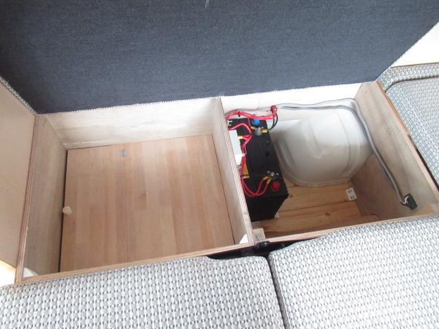 デルタリンク デルタワゴン 2WD 2700cc キャンピングカー バンコン 8人乗車 3人就寝 FFヒーター 冷蔵庫 シングルサブバッテリー 給排水10Lタンク 外部電源 バックカメラ ETC(67枚目)
