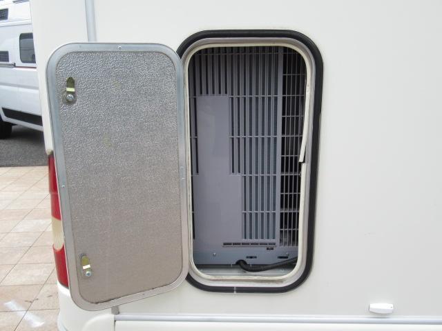 キャンピングカー キャブコン AtoZ アレン サブバッテリー 1500Wインバーター ウィンドウエアコン 電子レンジ マックスファン DC40L冷蔵庫 シンク 走行充電 外部電源(52枚目)