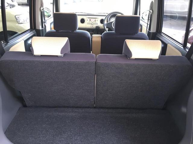 ◆定員乗車時のカーゴルームです♪普段のお買い物の荷物や沢山の収納が可能です♪