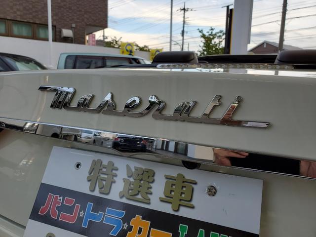 「マセラティ」「マセラティ グランカブリオ」「オープンカー」「埼玉県」の中古車24