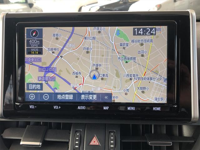 G Zパッケージ TRDエアロ 純正SD9インチナビ  デジタルインナーミラー&ブラインドスポットモニター 4WD(17枚目)