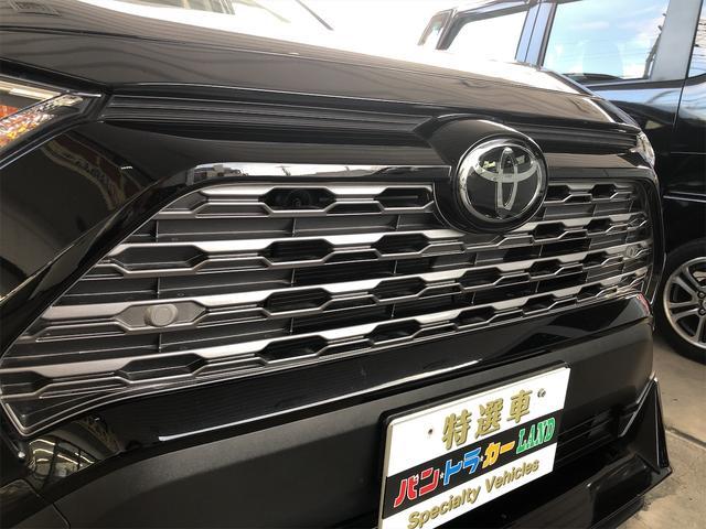 G Zパッケージ TRDエアロ 純正SD9インチナビ  デジタルインナーミラー&ブラインドスポットモニター 4WD(51枚目)