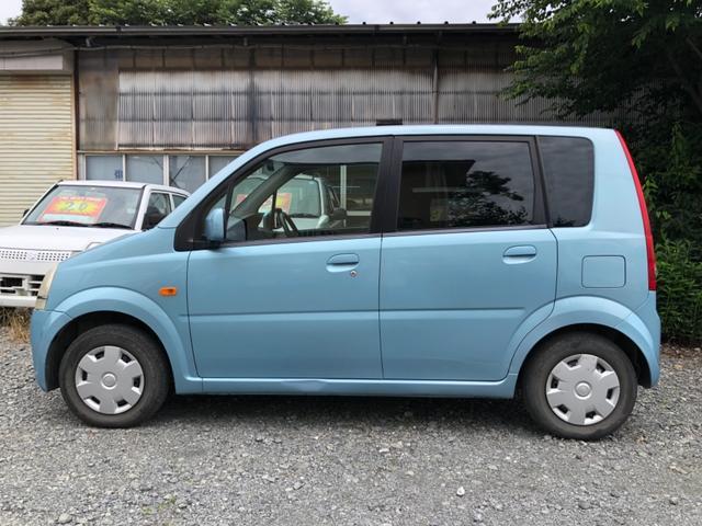L 車検32/2 青 トールワゴン 軽自動車 オートマ(5枚目)