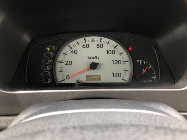 L 車検32/2 青 トールワゴン 軽自動車 オートマ(16枚目)