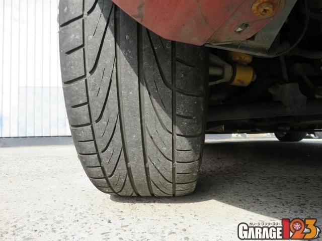 タイヤはダンロップDZ101装着。サイド部には亀裂もなく、溝もまだまだございます!全体的に良好なコンディションのRS!ぜひご来店頂き状態をご確認下さいませ!ご来店心よりお待ち致しております!