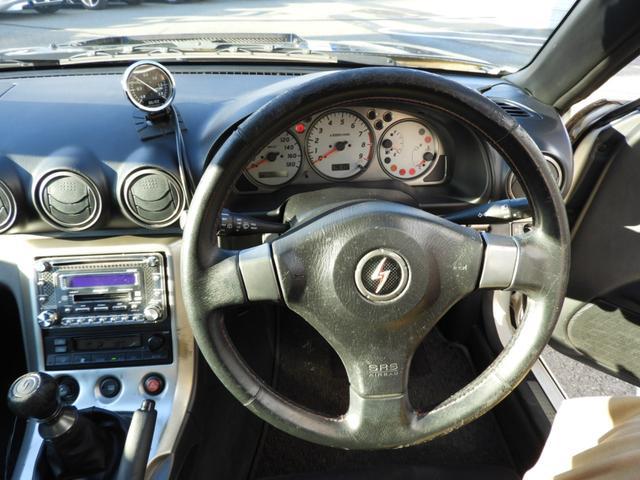 日産 シルビア スペックR Vパッケージ 社外車高調 マフラー
