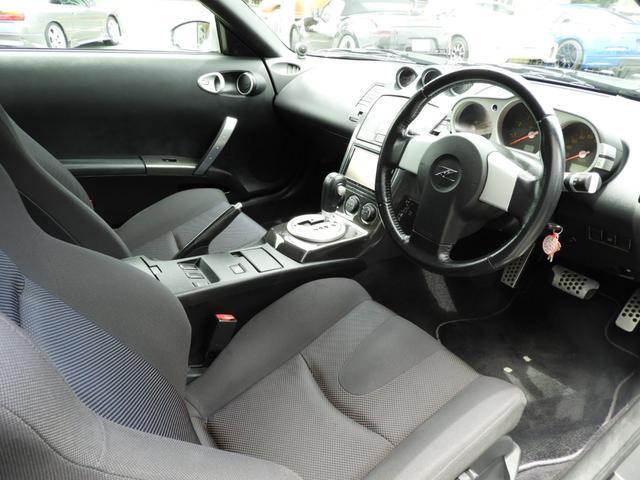 日産 フェアレディZ ベースグレード ニスモ風バンパー carrozzeriaナビ