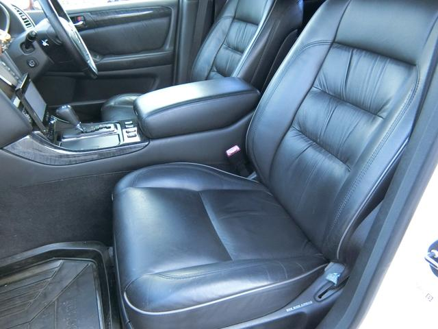 S300ベルテックス 黒革 車高調 WORKAW ツインナビ(16枚目)