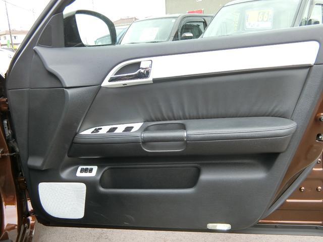 350GT 黒革 Kブレイクエアロ フェンダー加工 エアサス(14枚目)