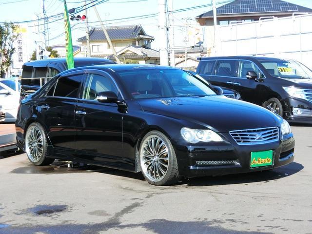 「トヨタ」「マークX」「セダン」「埼玉県」の中古車4