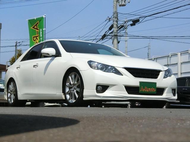 「トヨタ」「マークX」「セダン」「埼玉県」の中古車9