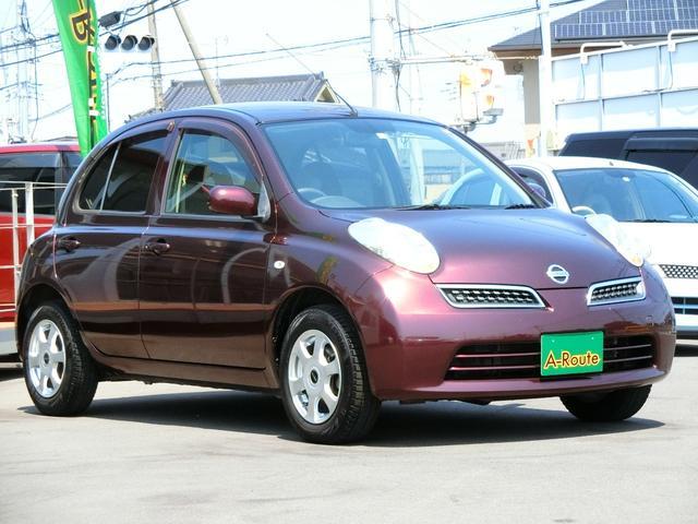 「日産」「マーチ」「コンパクトカー」「埼玉県」の中古車7