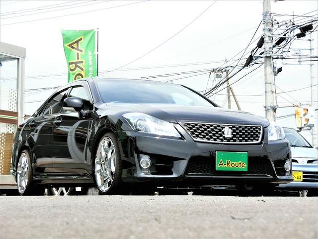 「トヨタ」「クラウン」「セダン」「埼玉県」の中古車9
