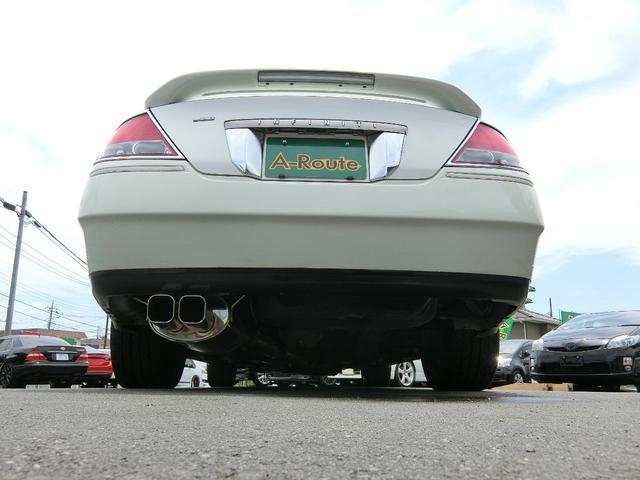 300アルティマ ブレンボ BBS17インチ VQ30インタークーラーターボ OPウッドコンビMOMOステ フジツボマフラー HIDライト ETC パワーシート 禁煙車(40枚目)