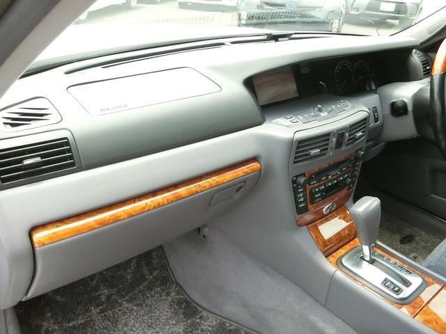 300アルティマ ブレンボ BBS17インチ VQ30インタークーラーターボ OPウッドコンビMOMOステ フジツボマフラー HIDライト ETC パワーシート 禁煙車(43枚目)