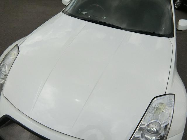 ベースグレード 6速MT 19インチアルミ GT-R風フルエアロ 社外マフラー タイミングチェーン VQ35 キーレス HDDナビ MOMOステ 電格ミラー(27枚目)