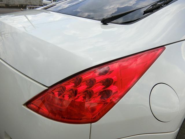 ベースグレード 6速MT 19インチアルミ GT-R風フルエアロ 社外マフラー タイミングチェーン VQ35 キーレス HDDナビ MOMOステ 電格ミラー(31枚目)