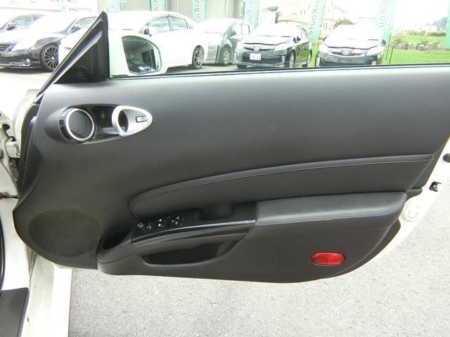 ベースグレード 6速MT 19インチアルミ GT-R風フルエアロ 社外マフラー タイミングチェーン VQ35 キーレス HDDナビ MOMOステ 電格ミラー(43枚目)